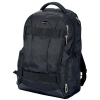 Lightpak Laptop Backpack Padded Nylon Capacity 17in Black Ref 24603