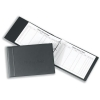 Concord CD14 Visitors Book Binder with 50 Sheets 2000 Entries 230x335mm Ref 85710