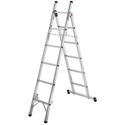 Convertible Household Ladder 3 Way 5 Tread Capacity 150kg 5.4kg