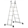 Hailo ProfiStep Multi Convertible Scaffold Platform Ladder Capacity 150kg W1.5xD0.5m 18kg Ref 1056-001