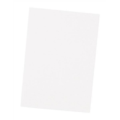 Goldline Coloured Card Smooth 210gsm 700x500mm White Ref GCC3220Z [25 Sheets]