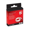 5 Star Vinyl Reinforcement Washers [Box 250]