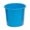 5 Star Waste Bin Polypropylene 14 Litres D304xH254mm Blue