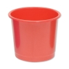 5 Star Waste Bin Polypropylene 14 Litres D304xH254mm Red