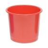 5 Star Waste Bin Polypropylene 14 Litres D304xH254mm Red