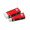 5 Star Plastic Eraser Paper-sleeved 60x21x12mm [Pack 10]