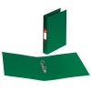 5 Star Ring Binder Polypropylene 2 O-Ring Size 25mm A4 Green [Pack 10]