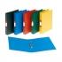 5 Star Ring Binder Polypropylene 2 O-Ring Size 25mm A4 Yellow [Pack 10]