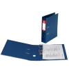 5 Star Lever Arch File PVC Spine 70mm A4 Blue [Pack 10]