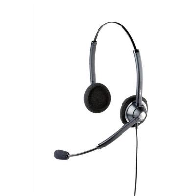 Jabra Biz 1900 Headset Duo Cabled Ref 1989-820-104