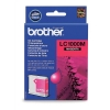 Brother Inkjet Cartridge Page Life 400pp Magenta Ref LC1000M