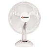 5 Star Desk Fan Oscillating Tilt and Lock 48.5Db 3-Speed H500mm Dia.305mm