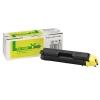 Kyocera TK-580Y Laser Toner Cartridge Page Life 2800pp Yellow Ref 1T02KTANL0