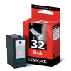 Lexmark No. 32 Inkjet Cartridge Page Life 200pp Black Ref 18CX032E