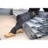 Dewalt Hiker Boots Nubuck Shock-absorbent Chemical-resistant Size 7 Wheat Ref Apprentice 7