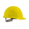 Martcare MK3 Comfort Plus Helmet Terylene Harness Yellow Ref AHC110-000-2G1/AJF160-000-2G1