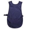 Portwest Tabard Vest Polyester & Cotton Large Royal Blue Ref S843RYLBLULGE