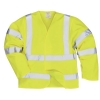 Portwest High Visibility Jerkin Jacket Polyester Medium Yellow Ref C473MED