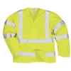 Portwest High Visibility Jerkin Jacket Polyester Extra Large Yellow Ref C473XLGE