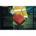 Safety Cone Standard One Piece H750mm with Sealbrite Sleeve [Pack 5]