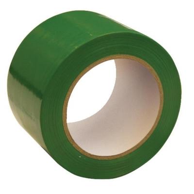 Floor Marking Tape Heavy Duty Green 75mmx33m