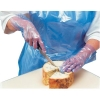 Polyco Digit PE Gloves Powder-free Polythene Textured Surface Ref PE100 [Pack 100 ]
