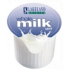 Lakeland UHT Full Fat Milk Pots 12ml Ref 391175 [Pack 120]