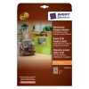 Avery Product Labels 18 per Sheet 62x42mm Brown Kraft Rectangular Ref L7110-20.UK [360 labels]