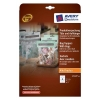 Avery Packaging Bag with Printable Self Adhesive Header 4 per Sheet 137x48mm Ref L7112-10.UK [40 Hangers]