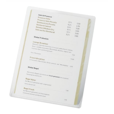 Durable Seal It Self Lamination Adhesive Pocket A4 Ref 8435/19 [Pack 50]