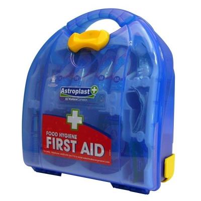 Wallace Cameron BS8599-1 Medium First Aid Kit Food Hygiene Ref 1004160