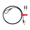 Kensington ClickSafe Laptop Lock 12.7mm Low Profile Lock-head Cable 5mm x 1500mm Ref K64637WW