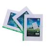 Snopake Bio2 Pockets Crystal Clear 60 micron Polypropylene A4 Ref 15440 [Pack 100]