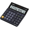 Casio Calculator Euro Desktop Battery Solar-power 12 Digit 3 Key Memory 151x158x32mm Ref DH-12TER