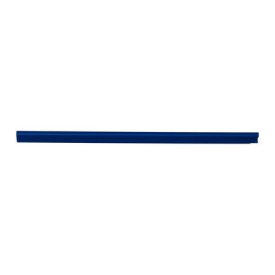 Spine Bars for 60 Sheets A4 Capacity 6mm Blue [Pack 50]