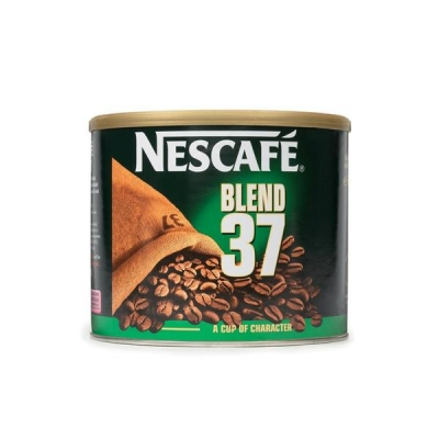 Nescafe Blend 37 Instant Coffee Tin 500g Ref 12284111