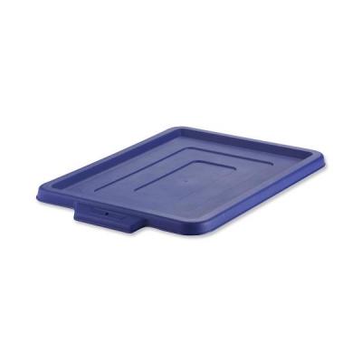 Strata Storemaster Crate Maxi Lid W360xD480xH25mm Blue Ref HW45 BU