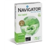 Navigator Eco-logical Paper FSC Ream-Wrapped 75gsm A4 Bright White Ref NEC0750012 [5 x 500 Sheets]