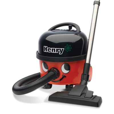 Numatic Henry Vacuum Cleaner 580W 9 Litre 6.6kg W340xD340xH370mm Red Ref HVR200A2