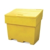 Bentley Grit and Salt Bin Polyethylene Capacity 350kg Weight 22kg Ref SPC/GRIT400
