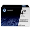 Hewlett Packard [HP] No. 70A Laser Toner Cartridge Page Life 15000pp Black Ref Q7570A