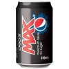 Pepsi Max Soft Drink Can 330ml Ref A01100 [Pack 24]