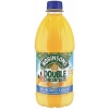 Robinsons Squash Double Concentrate No Added Sugar 1.75 Litres Orange Ref A02115 [Pack 2]