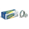 Sellotape Super Clear Premium Quality Easy Tear Tape 18mmx25m Ref 1443357 [Pack 8]