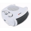 5 Star Fan Heater Adjustable Position 2 Heat Settings 2Kw