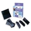 Dormy Printing Kit Rubber Type Tweezers 3 Holders Stamp Pad Ref 179127