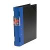 Guildhall GL Ergogrip Binder Capacity 400 Sheets 2x 2 Prong 55mm A4 Blue Ref 4509Z [Pack 2]