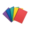 Notebook Sidebound Ruled 90gsm 120 Pages A4 Assorted A [Pack 10]