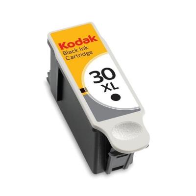 Kodak 30XL Inkjet Cartridge High Yield Page Life 670pp Black Ref 3952363
