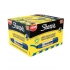 Sharpie Magnum Metal Permanent Marker Large Chisel Tip 14.8mm Line Blue Ref S0949860 [Pack 12]